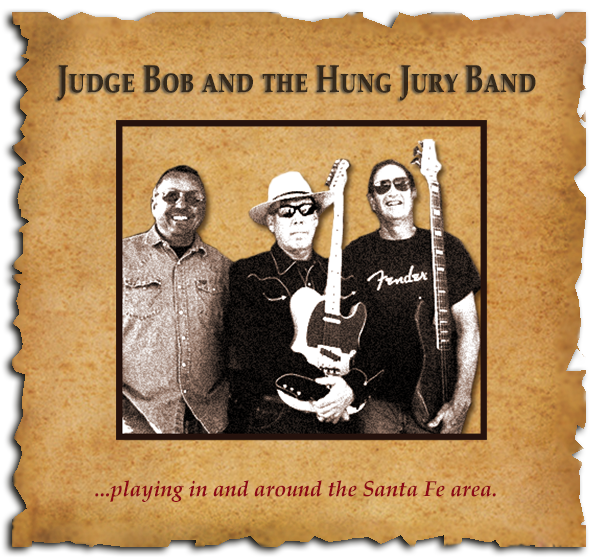 Judge Bob band